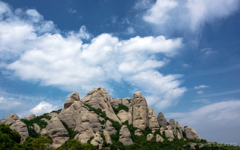 Muntanya de Montserrat (Catalunya)