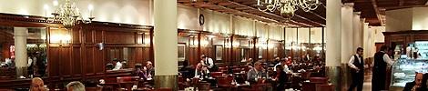 Cafè Richmond de Buenos Aires (Argentina)