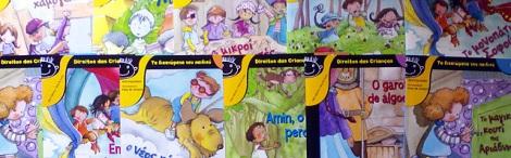 Contes sobre els Drets de la Infància