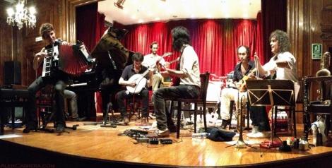 Pascal Comelade en concert